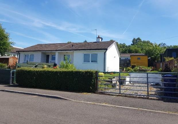 Thumbnail Semi-detached bungalow for sale in Massan View, Sandbank, Dunoon, Argyll And Bute