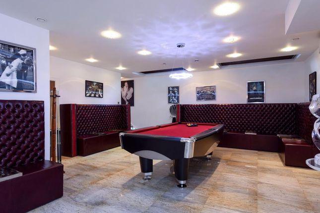 Snooker Room of Beechwood Avenue, Finchley N3,