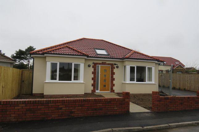 Thumbnail Detached bungalow for sale in Maisemore Avenue, Patchway, Bristol