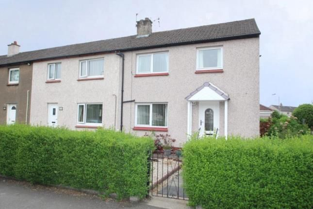 Thumbnail End terrace house for sale in Bridge Of Weir Road, Linwood, Paisley, Renfrewshire