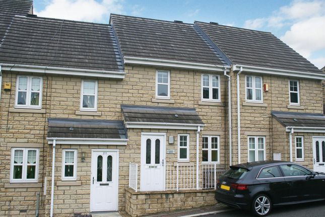 Thumbnail Town house to rent in Meadow Road, Apperley Bridge, Bradford