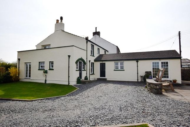 Thumbnail Detached house for sale in Greenbank Cottage, Highfield, Nr Urswick