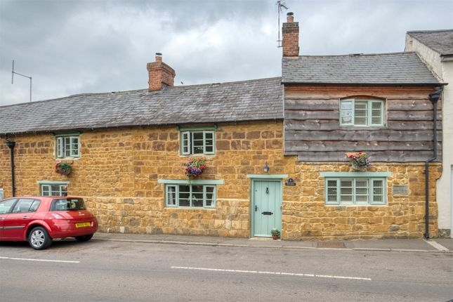 4 bed terraced house for sale in High Street, Fenny Compton, Southam, Warwickshire CV47