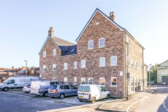 1 bed flat for sale in Fitzwilliam Court, Union Street, Market Rasen, Lincolnshire LN8