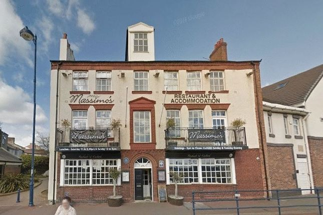 Restaurant/cafe for sale in Massimo's, 4 South Crescent, Seaham