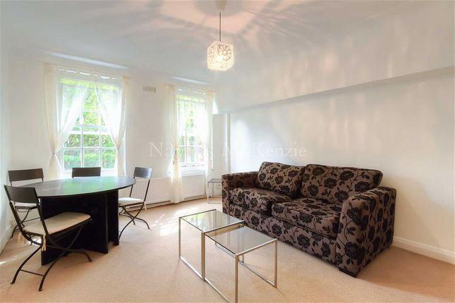 Thumbnail Flat to rent in Eton College Road, Belsize Park, London