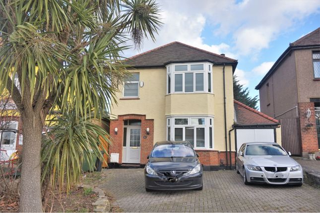 Thumbnail Detached house for sale in Baring Road, Lee