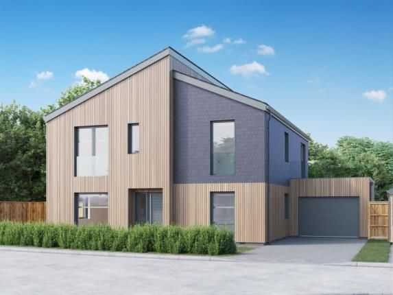 Thumbnail Detached house for sale in Menhyr Drive, Carbis Bay, St Ives, Cornwall
