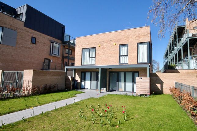 Thumbnail Semi-detached house for sale in Flamsteed Close, Cambridge