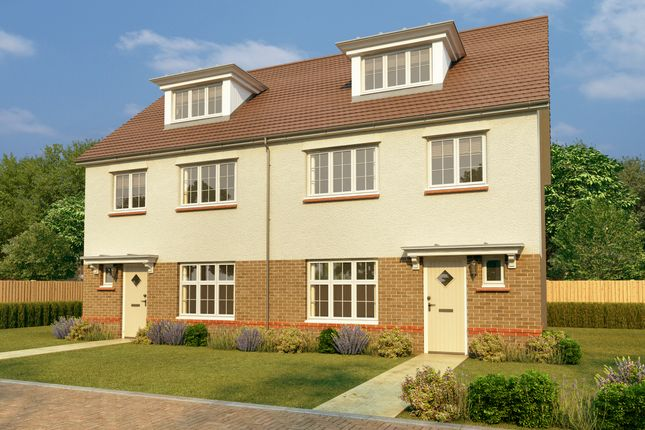 Thumbnail Semi-detached house for sale in Westley Green, Dry Street, Basildon, Essex