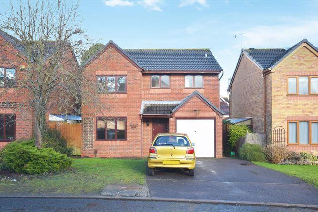 Thumbnail Detached house for sale in Mallard Close, Bishopton, Stratford-Upon-Avon