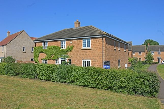 Thumbnail Detached house for sale in Jarwood Walk, Godmanchester