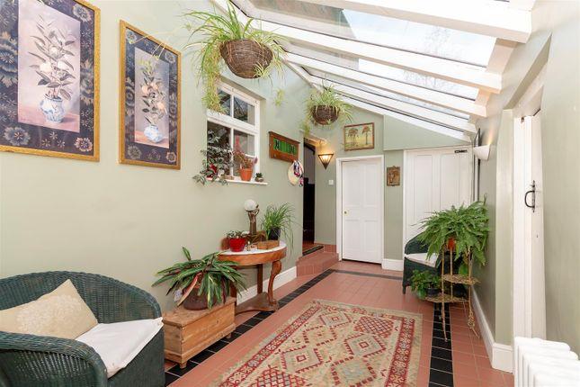Op - Sun Room of Main Street, Greetham, Oakham LE15