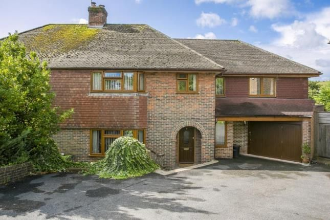 Thumbnail Semi-detached house for sale in Clare Road, Lewes, East Sussex