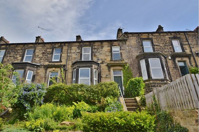 Thumbnail Terraced house to rent in Woodland Terrace, Leeds