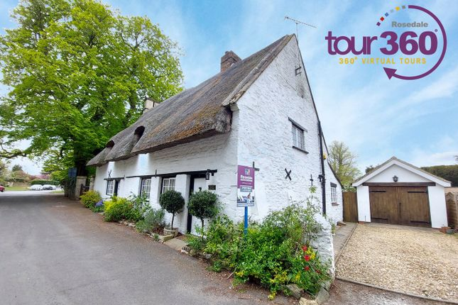 Thumbnail Cottage for sale in Mill Lane, Alwalton, Peterborough