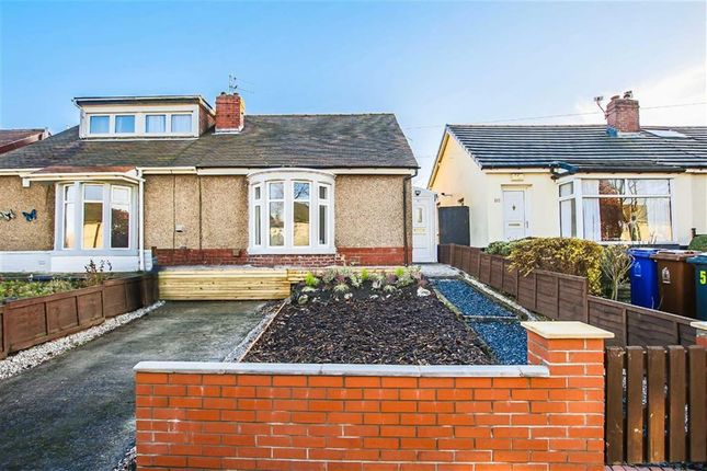 Thumbnail Semi-detached bungalow for sale in Hawksworth Road, Accrington, Lancashire