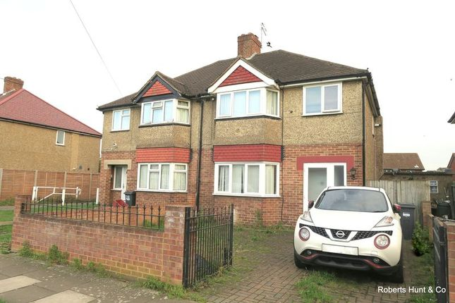 Thumbnail Semi-detached house for sale in Spinney Drive, Feltham