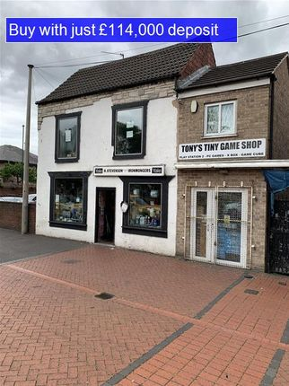 Thumbnail Commercial property for sale in Main Street, Bulwell, Nottingham
