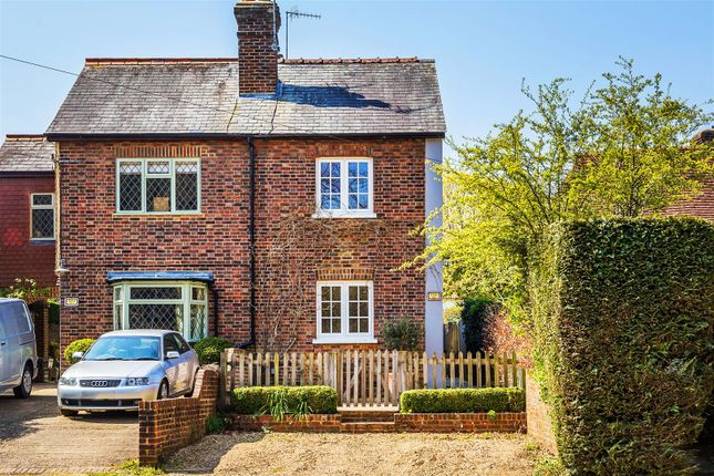 3 bed semi-detached house for sale in The Green, Shamley Green, Guildford GU5