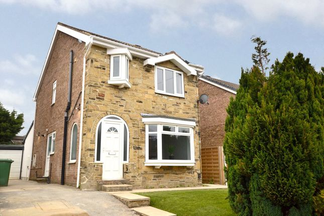 Thumbnail Detached house for sale in Abbeydale Oval, Leeds
