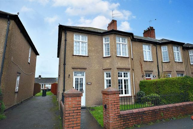 Thumbnail Property for sale in Goldcroft Common, Caerleon, Newport