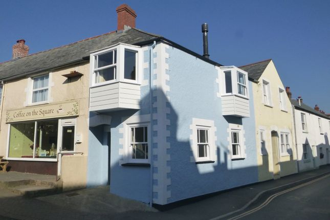 Detached house to rent in The Square, Hartland, Bideford