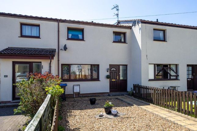 Thumbnail Terraced house for sale in Hillview, Coldstream