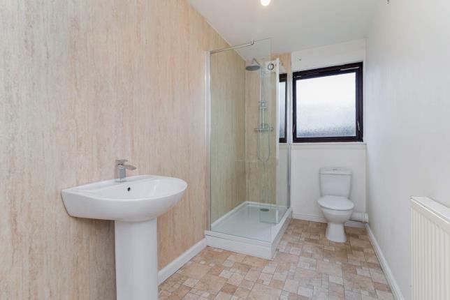 Shower Room of James Street, Dalry, North Ayrshire, Scotland KA24