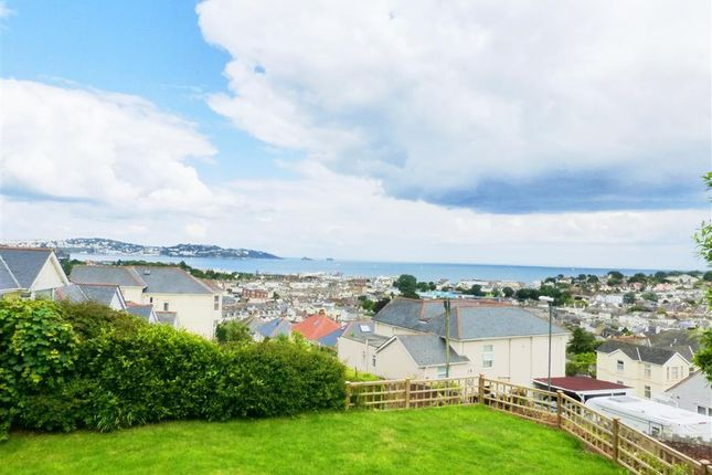 Thumbnail Town house to rent in Roundham Road, Paignton