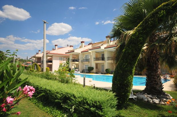 Closest Pool of Yaniklar Holiday Village, Fethiye, Muğla, Aydın, Aegean, Turkey