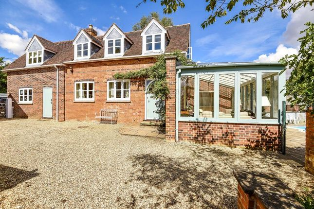 Thumbnail Semi-detached house to rent in Stockcross, Newbury