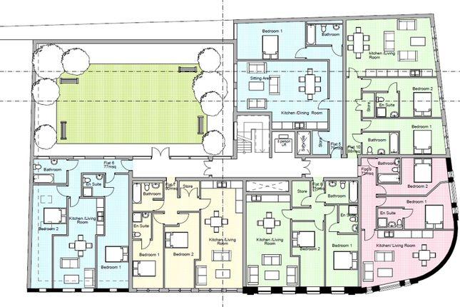 Original 2nd Floor