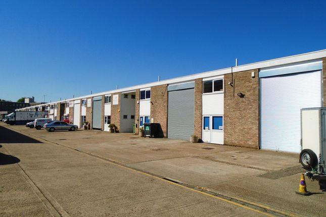 Thumbnail Industrial to let in Unit 11, Heybridge Industrial Estate, The Causeway, Maldon, Essex