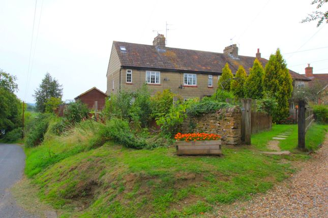 Thumbnail Cottage to rent in Glebe Cottages, Bremhill, Calne