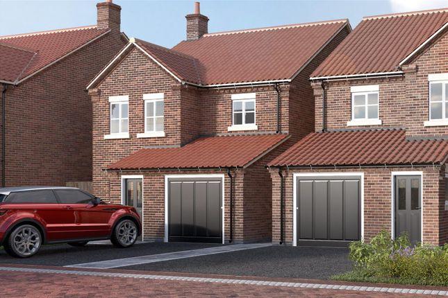 Detached house for sale in Plot 10, Wren Garth, Main Street, Beeford