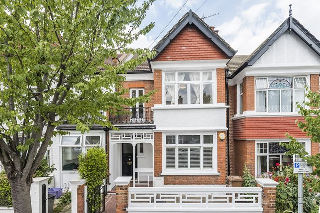 Thumbnail Terraced house to rent in The Crescent, London