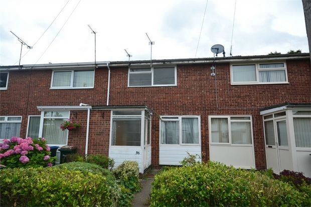 Thumbnail Terraced house for sale in Avondale Road, Earlsdon, Coventry, West Midlands
