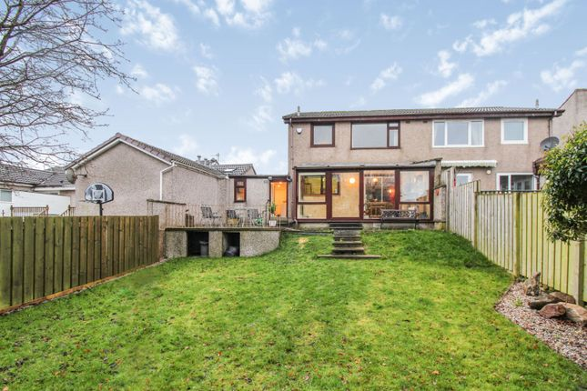 Semi-detached house for sale in Lawsondale Drive, Westhill