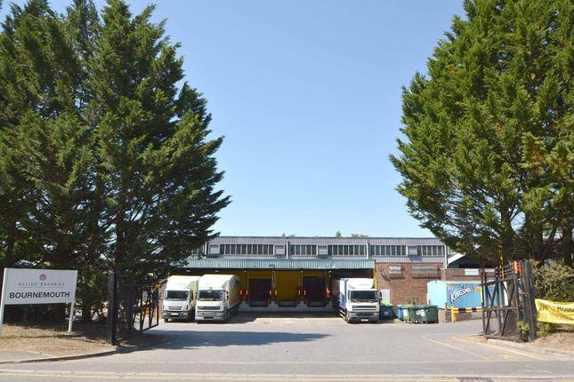 Thumbnail Warehouse to let in 1 Cobham Road, Wimborne