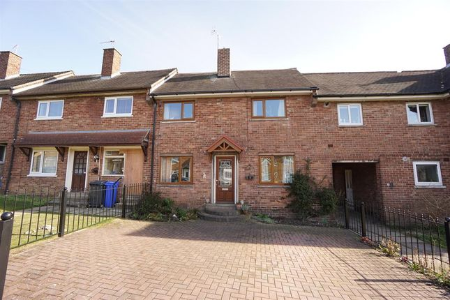 Thumbnail Terraced house for sale in Becket Road, Sheffield