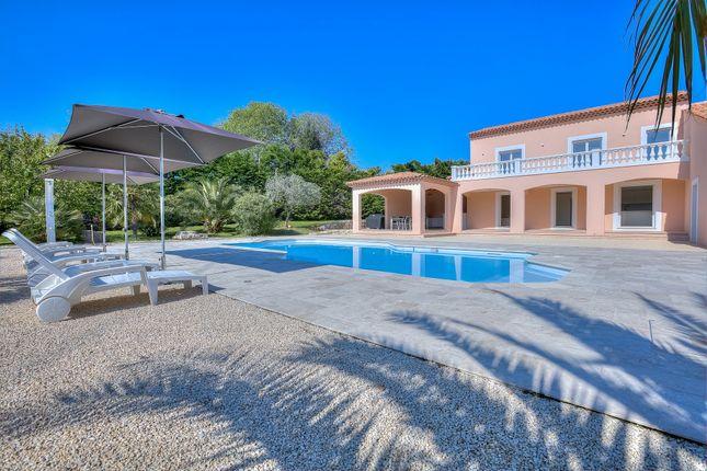 Thumbnail Villa for sale in Roquefort Les Pins, Mougins, Valbonne, Grasse Area, French Riviera