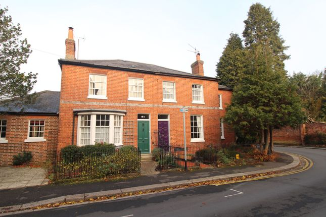 Thumbnail Semi-detached house for sale in New Road, Reading