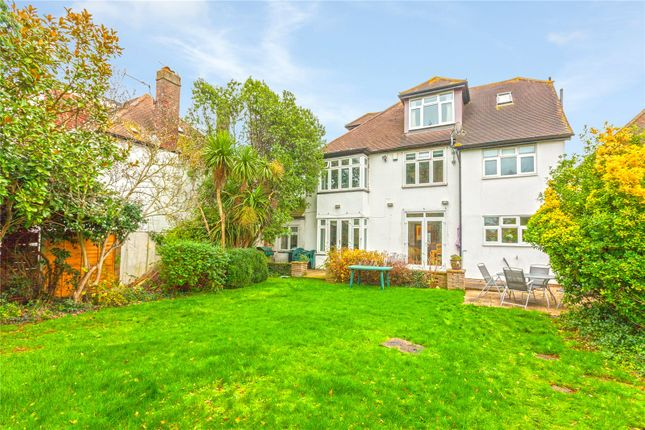 Thumbnail Detached house for sale in Singlewell Road, Gravesend, Kent