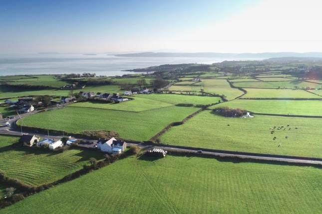 Thumbnail Detached house for sale in Llanallgo, Moelfre, Anglesey, North Wales
