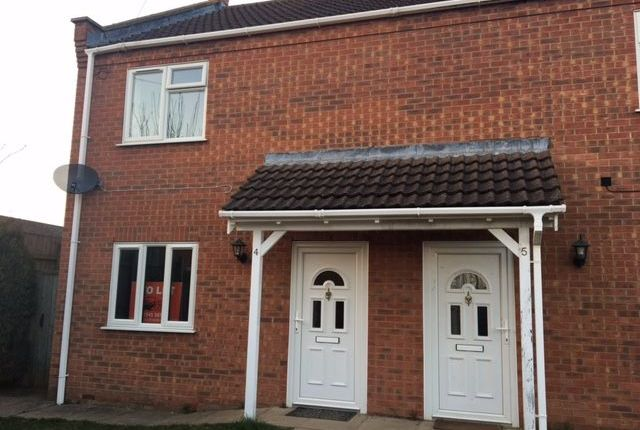 Thumbnail Semi-detached house to rent in Argyl Gardens, Wisbech