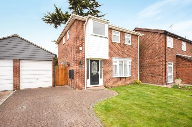 Thumbnail Detached house for sale in Constantine Road, Witham