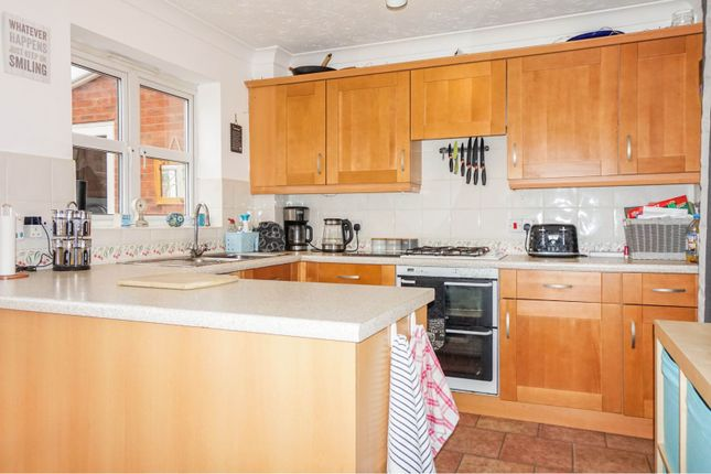 Kitchen/Diner of Upton Drive, Nuneaton CV11