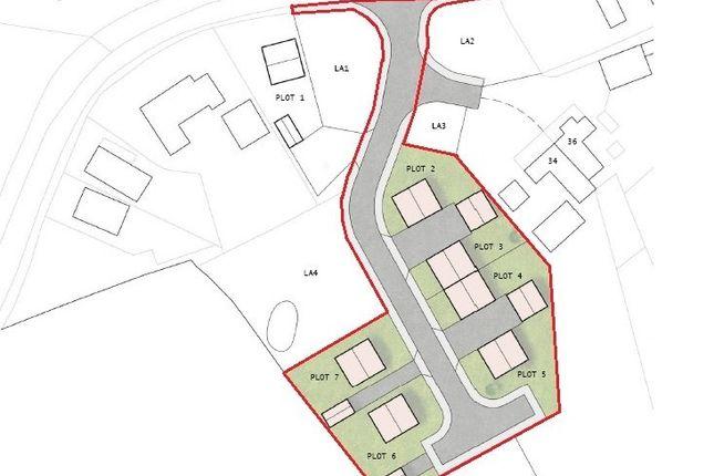 Thumbnail Land for sale in Chapel Lane, Wicken, Ely