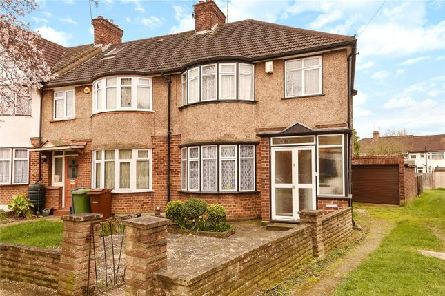 3 bed end terrace house for sale in Southdown Crescent, Harrow, Middlesex